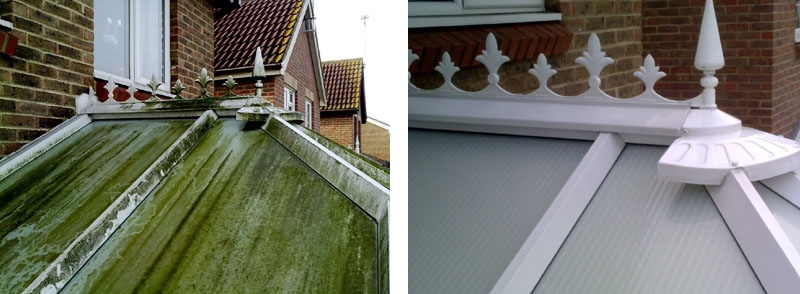 Conservatory Roof Cleaning Worcester