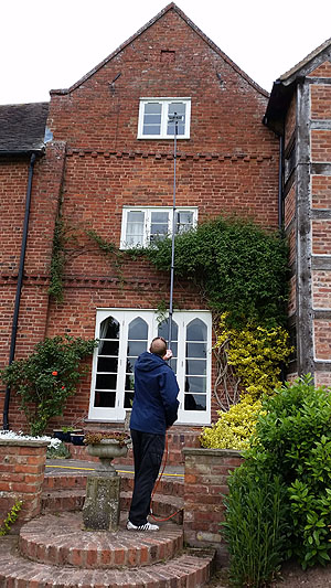 Window cleaning Worcester & Leominster